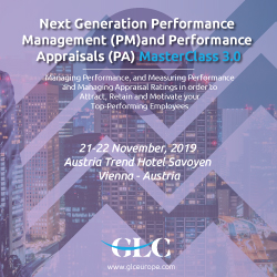 Next Generation Performance Management (PM) and Performance Appraisals (PA) MasterClass 3.0