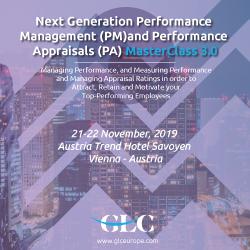 Next Generation Performance Management (PM) and Performance Appraisals (PA) MasterClass 3.0